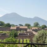 Pompei , belvedere